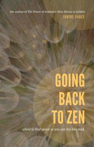 Going Back to Zen