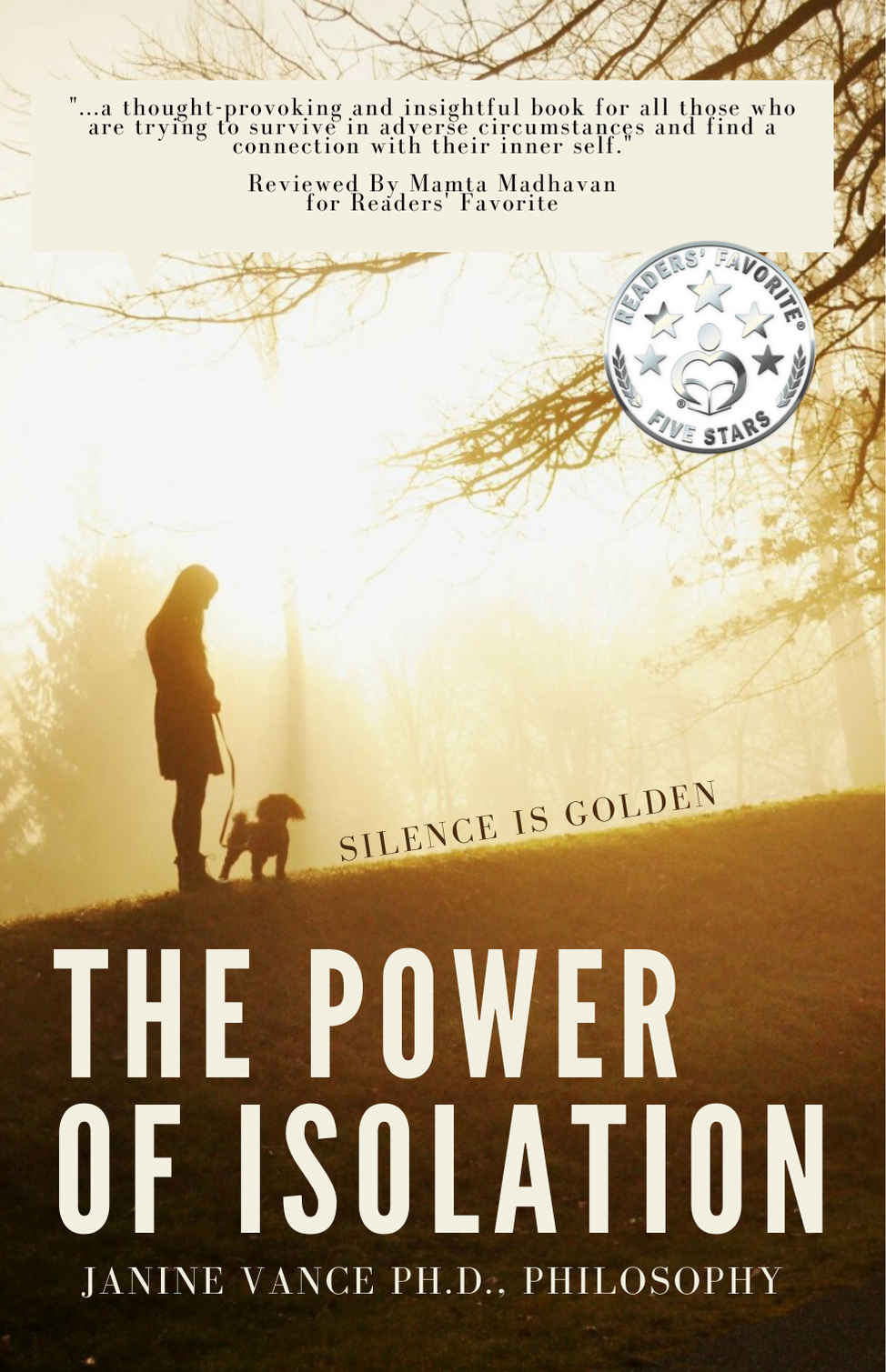 The Power of Isolation by Janine Vance