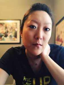 Hanna Lee, Author of The Ones Who Misbehaved